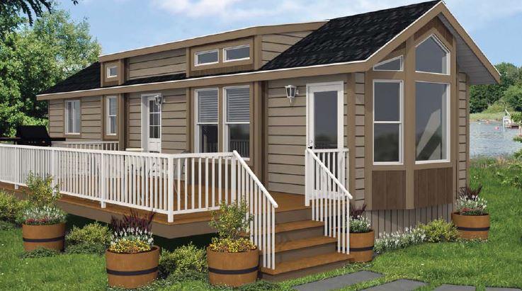 Park Models Cottage Homes